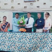 Felicitation of Achiever Faculty in the college