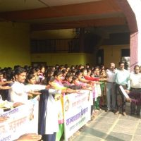 Celebration of 'Voters Awareness Day' by Department of Political Science