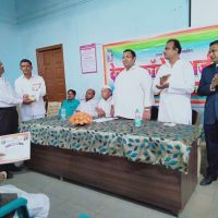 Felicitation of Faculty on the occasion of 'Achievers Day'